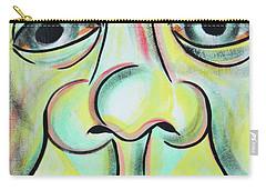 Street Art Carry-all Pouch by Beto Machado