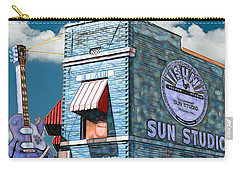 Sun Studio Collection Carry-all Pouch by Marvin Blaine