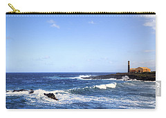 Tenerife - Garachico  Carry-all Pouch by Joana Kruse