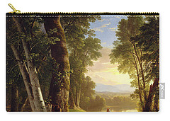 The Beeches Carry-all Pouch