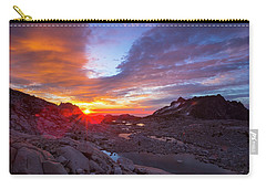 Carry-all Pouch featuring the photograph The Enchantments by Evgeny Vasenev