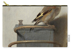 The Goldfinch Carry-all Pouch