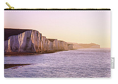 Carry-all Pouch featuring the photograph The Seven Sisters by Will Gudgeon