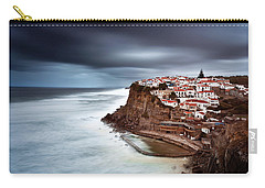 Carry-all Pouch featuring the photograph Upcoming Storm by Jorge Maia