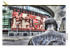 Thierry Henry Statue Emirates Stadium Carry-all Pouch