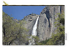 Upper Yosemite Falls Carry-all Pouch