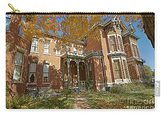 Vaile Mansion Carry-all Pouch by Liane Wright