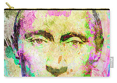 Vladimir Putin Carry-all Pouch by Svelby Art