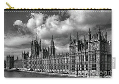 Westminster Palace Carry-all Pouch by Pravine Chester