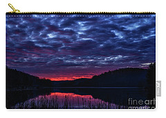 Winter Dawn Carry-all Pouch by Thomas R Fletcher