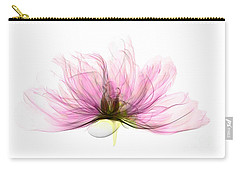 X-ray Of Peony Flower Carry-all Pouch