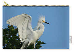Young Gun Carry-all Pouch by Fraida Gutovich