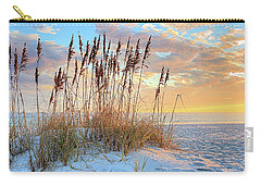 30 A In South Walton Carry-all Pouch by JC Findley