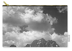 304638 Clouds Over Mt. Stuart Bw Carry-all Pouch