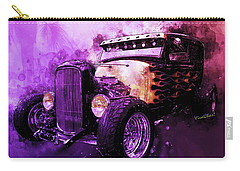 31 Ford Model A Fiery Hot Rod Classic Carry-all Pouch