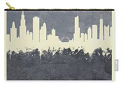 Chicago Illinois Skyline Carry-all Pouch