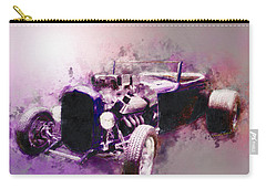 32 Ford Low Boy Roadster Watercoloured Sketch Carry-all Pouch