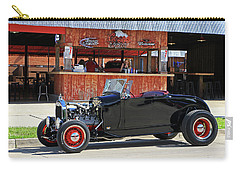 32 Roadster Carry-all Pouch by Christopher McKenzie