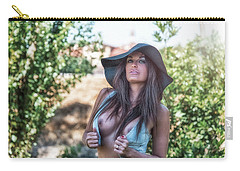 Carry-all Pouch featuring the photograph .. by Traven Milovich