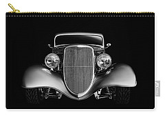 Carry-all Pouch featuring the digital art '33 Ford Hotrod by Douglas Pittman