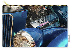 36 Ford 3 Window Coupe Carry-all Pouch by Trey Foerster