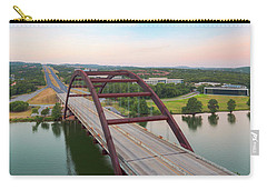 360 Bridge Panorama Summer Morning 1 Carry-all Pouch
