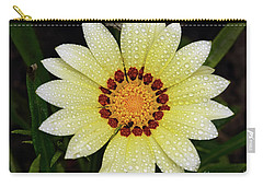 Nice Gazania Carry-all Pouch by Elvira Ladocki