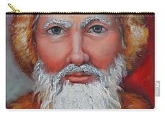 3d Santa Carry-all Pouch