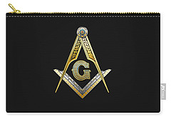 3rd Degree Mason - Master Mason Masonic Jewel  Carry-all Pouch