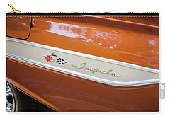 1961 Chevrolet Impala Ss  Carry-all Pouch