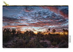 Arizona Sunset Carry-all Pouch