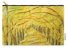 Autumn Landscape, Painting Carry-all Pouch