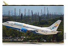 Bahamas Air Carry-all Pouch