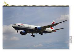 British Airways Boeing 777 Carry-all Pouch