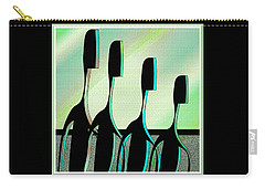 Brothers Carry-all Pouch by Iris Gelbart