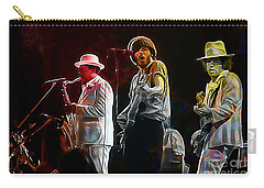 Bruce Springsteen Carry-all Pouch by Marvin Blaine