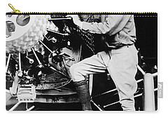 Charles Lindbergh Carry-all Pouch