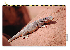 Chuckwalla, Sauromalus Ater Carry-all Pouch