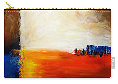 4 Corners Landscape Carry-all Pouch by Gallery Messina
