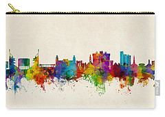Fayetteville Arkansas Skyline Carry-all Pouch