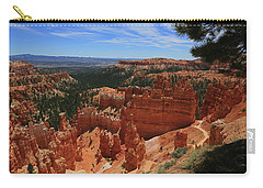 Grand Canyon Carry-all Pouch by Ronald Olivier