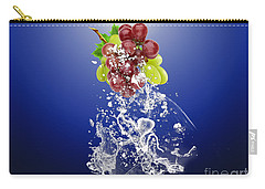 Grape Splash Carry-all Pouch