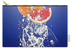 Grapefruit Splash Carry-all Pouch