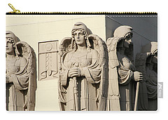 4 Guardian Angels Carry-all Pouch