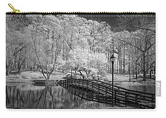 Bridge Over Water Carry-all Pouch