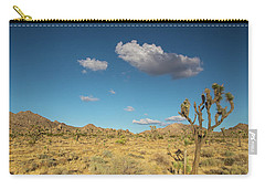 Joshua Tree Sunset Carry-all Pouch