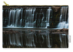 Kansas Waterfall Carry-all Pouch by Jay Stockhaus