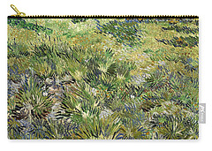 Long Grass With Butterflies Carry-all Pouch