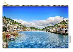 Looe In Cornwall Uk Carry-all Pouch