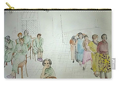 Mental Illness Hurts Album Carry-all Pouch